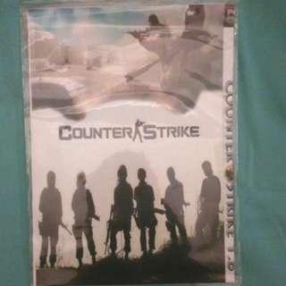 DVD Installer Counter Strike 1.8