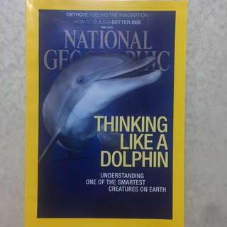 National Geographic (May 2015)