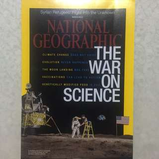 National Geographic (March 2015)