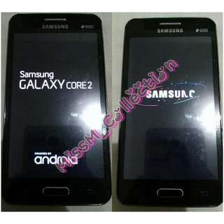 Second Hand Original/Authentic Samsung Galaxy Core 2 Duos from HongKong (unit only)