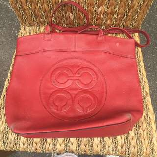 LARGE AUTHENTIC COACH BAG