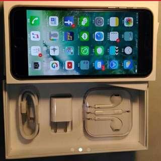 I Phone 6 Plus 128G太空灰/美版
