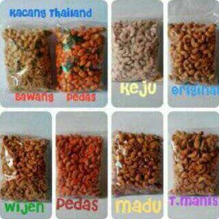 Kacang Mede Aneka Rasa