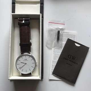Daniel Wellington Classic 40mm Bristol Watch