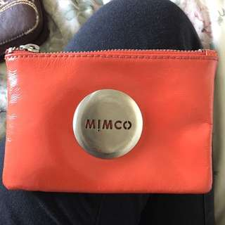 Mimco Red Wallet