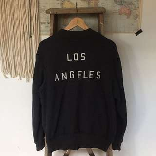 Brandy Melville Los Angeles Bomber Jacket