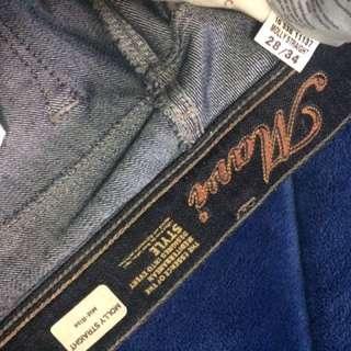 Mavi Jeans Size 28/ 34R
