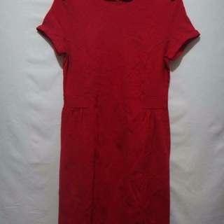 Mango Velvety Dress