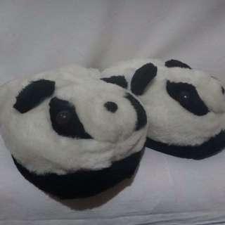 Panda Bedroom Slippers