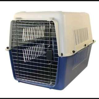 dog travel crate (large)