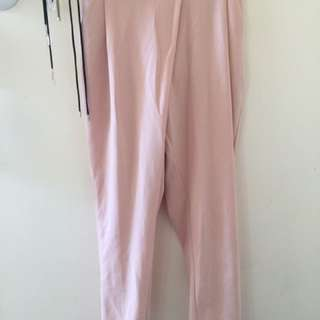 Dusty Pink Dress Pants