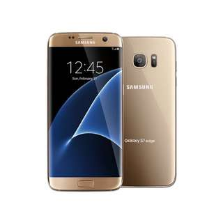 BN Samsung Galaxy S7 Edge Gold 32gb