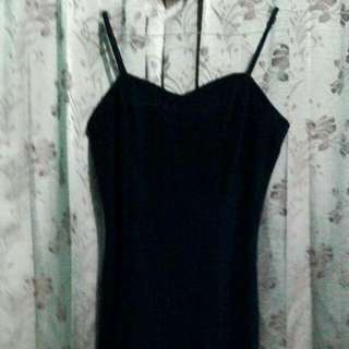 Dress Navy Size S Merk Cosco