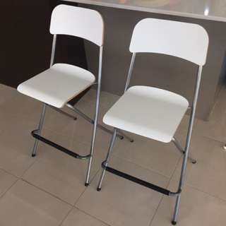 Ikea Bar Stool x 2