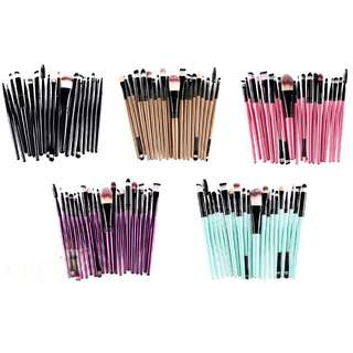 20pcs Eyeshadow Brushes