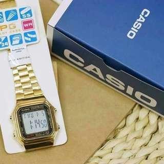 Original Casio Watch with original packing