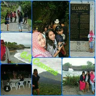 Paket Wisata Bali 7 Orang  include: Tiket Air Asia PP Hotel 3 Hari Avanza 3 Hari Air Mineral Selama Di Bali.