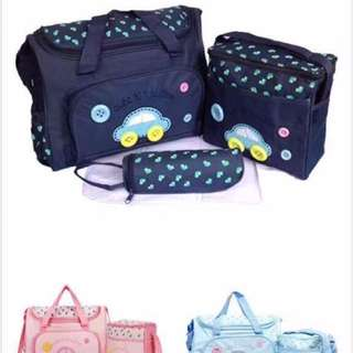 Baby Steps Diaper Bag