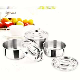 3in1 stainless Steel Pot FREE Shipping