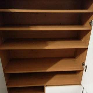 多格木頭鞋櫃