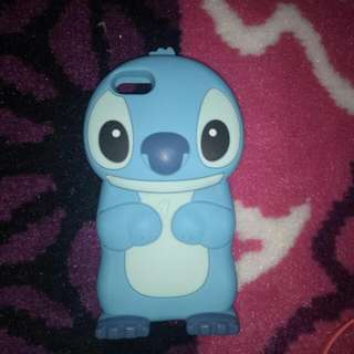 CASE 3D STITCH IPHONE 5S