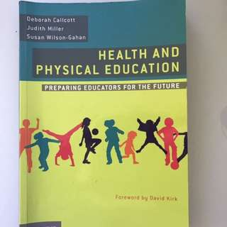 Health And Physical Education Preparing Educators For The Future