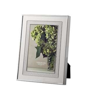 Vera Wang Wedgwood Blanc Sur Blanc 8x10 Photoframe