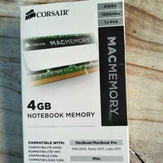 4GB Mac Memory