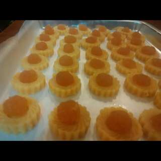 Hot Demand Is Back ! Cheese Pineapple Tart