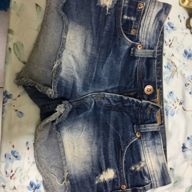 ✨100含運✨牛仔短褲