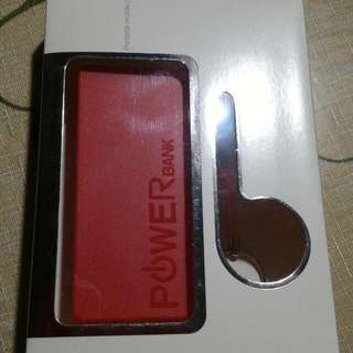 Mini 5600 mah Powerbank (Brand New)