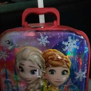 Frozen Trolley Bag