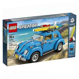 QQBricks LEGO 10252 Volkwagen Beetle