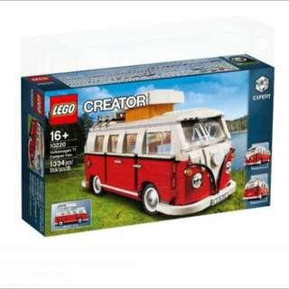 QQBricks LEGO 10220 Volkswagen T1 Camper Van