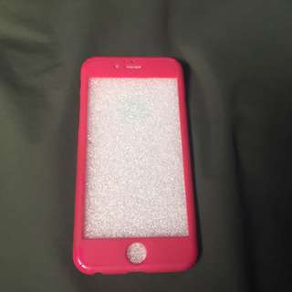 Full Cover IPhone 6 - Pink