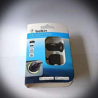 Belkin Car Microcharger