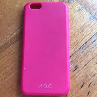 iPhone 6 Cover (move)