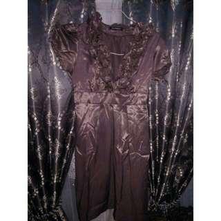 Dress Choco Raspberry