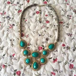 Lovisa Turquoise Necklace