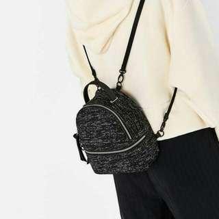 Zara Glitty Backpack FREE ONGKIR