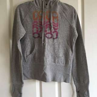 Cropped Roxy Hoodie