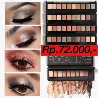 (READY) Focallure 10 Eyeshadow