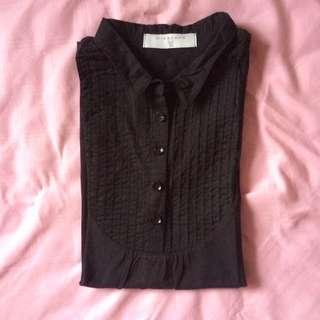 Shirt Giordano Black