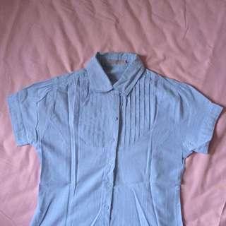 Shirt Soft Blue
