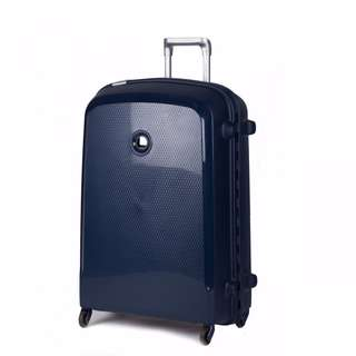 """Delsey Belfort 4 Wheel 76cm ( 30"""") Brand new Luggage with Warranty card( Free cover)"""