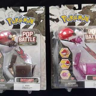 pokemon pop n battle sets