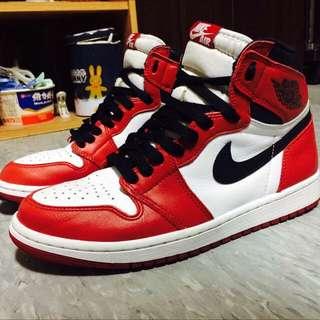 Jordan 1 芝加哥