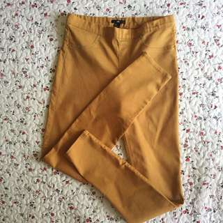 H&M Light Brown Jeggings