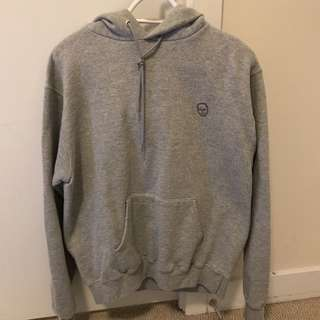 champion hoodie (size M)