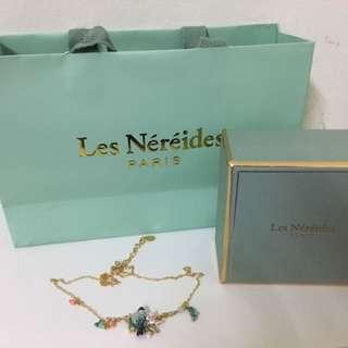 全新Les Nereides 項鍊
